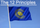 Why our 12 Principles are so urgently needed