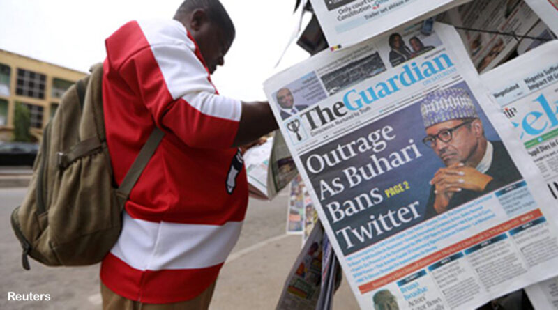 Nigerian Twitter ban sparks plea to Commonwealth