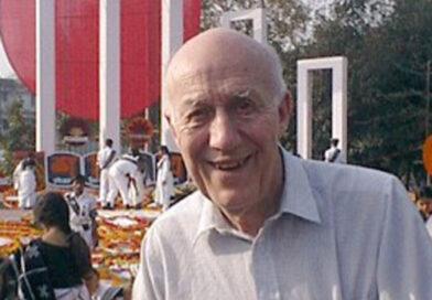 David Spark, dedicated to development journalism